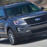 Bảng giá xe và khuyến mại xe Ford tháng 8/2017