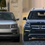 Mercedes, Land rover cùng tăng giá xe từ tháng 8/2017