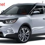 Giá bán xe Ssangyong tại Việt Nam tháng 8/2017
