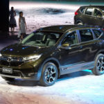 Mới ra mắt Honda CR-V 2017 đã bị triệu hồi 24.000 xe