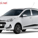 Hyundai Grand i10 xe bán chạy nhất Việt Nam nửa đầu năm 2017