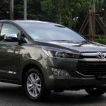 Bảng Giá xe Toyota chính hãng Việt Nam tháng 8/2017