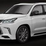 Lexus LX570 2018 hầm hố cho đại gia Trung Đông