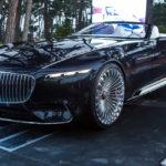 Bộ ảnh siêu xe tuyệt đẹp Vision Mercedes-Maybach 6 mui trần