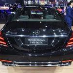 """Xe siêu sang """"giá rẻ"""" Mercedes-Maybach S450 ra mắt"""