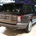 Range Rover cỡ lớn không có phiên bản 7 chỗ như Discovery