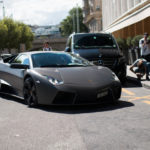 Siêu xe Lamborghini Reventon giá 3 triệu đô ở Thụy Sĩ
