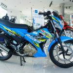 Bảng giá xe máy Suzuki Việt Nam tháng 8/2017