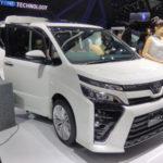Đánh giá xe minivan gia đình cỡ lớn Toyota Voxy 2017 ở Indonesia