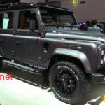 Vẻ đẹp mê hồn của chiếc Land Rover Startech Sixty8 Edition