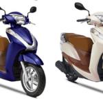 Bảng giá xe máy Honda chính hãng ở Việt Nam tháng 8/2017