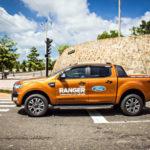 Ford Ranger giữ ngôi đầu bảng doanh số xe bán tải tháng 7/2017