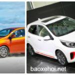 So sánh Toyota Wigo và Kia Morning ở thị trường Việt