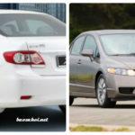 Có 500 triệu đồng nên mua Honda Civic hay Toyota Altis cũ hơn ?