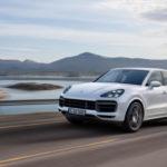 Xe Porsche Cayenne Turbo 2018 nhanh như siêu xe