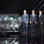 Lexus LS500 2018 ở nước ngoài giá 1,7 tỷ về Việt Nam giá bao nhiêu ?