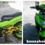 Yamaha Exciter 150 độ xanh lá cực chất ở Quảng Bình