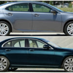 Nên chọn Lexus LS hay Mercedes E300 AMG ?