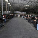 Audi hoàn thành bàn giao 260 xe sang phục vụ APEC 2017