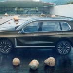 Vẻ đẹp hầm hố của xe siêu sang BMW X7 hoàn toàn mới
