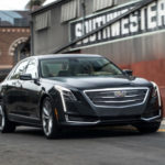 Cadillac CT6 2018 có khả năng tự lái