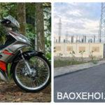 Cặp xe Yamaha Exciter 135 độ đẹp và tinh tế ở Cần Thơ