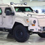 Khám phá siêu xe bán tải bọc thép Terradyne Gurkha
