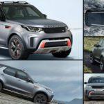 Land Rover Discovery SVX giá 10 tỷ đồng nếu về Việt Nam ?