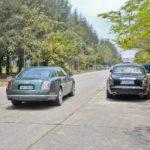 Những xe siêu sang trọng xuất hiện trên phố Hải Dương