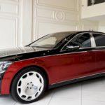 Đại gia Hà Nội độ Maybach S500 phong cách Dubai