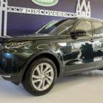 Land Rover Discovery 2017 mới về Việt Nam là 7 kỳ quan vì sao ?