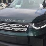 Land Rover Discovery 5 hoàn toàn mới gần 6 tỷ về Việt Nam
