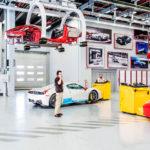 Bản tin xe hơi: Thăm quan nhà máy sản xuất siêu xe Ferrari