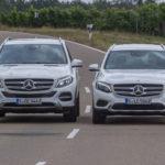 Cách phân xe SUV cỡ nhỏ, cỡ lớn, cỡ trung của Mercedes, BMW, Audi, Land rover ?