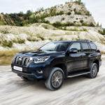 Toyota Land Cruiser Prado 2018 ra mắt rõ từng chi tiết
