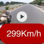 Thanh niên lao xe máy 'tốc độ bàn thờ 299km/h' để câu like ?