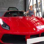 Tuấn Hưng mua thêm siêu xe Ferrari 488 GTB