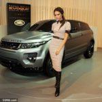 Victoria Beckham tự nhận thiết kế Range Rover Evoque là không đúng ?