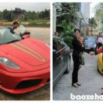 Siêu xe Ferrari, Lamborghini của đại gia Tuyên Quang