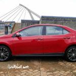 Toyota Corolla Altis X 2018 cao cấp nhất giá 510 triệu đồng