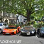 Ở Việt Nam nên chọn siêu xe hay xe siêu sang hơn ?