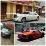 Những siêu xe Ferrari, Lamborghini Aventador từng xuất hiện ở Lào Cai