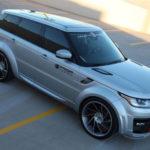 Range Rover Sport SVR độ phong cách ngầu hơn