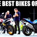 Top 10 mẫu xe mô tô được đánh giá tốt nhất năm 2017