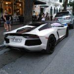 """Đại gia Hà Nội độ """"bò trắng"""" Lamborghini Aventador cực đẹp trên phố"""