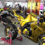 """Choáng dàn siêu xe mô tô độ """"khủng long"""" tại Thái Lan"""