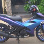Xe Yamaha Exciter 150 độ sơn đổi màu ở Bà Rịa – Vũng Tàu