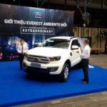 """Ford Everest Ambiente MT """"giá rẻ"""" chỉ từ 900 triệu đồng"""