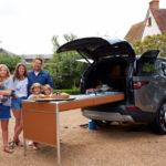 Land Rover Discovery phiên bản bếp ăn di động
