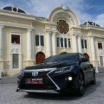 Xe Toyota độ kiểu Lexus lai Rolls royce ở Thanh Hóa
